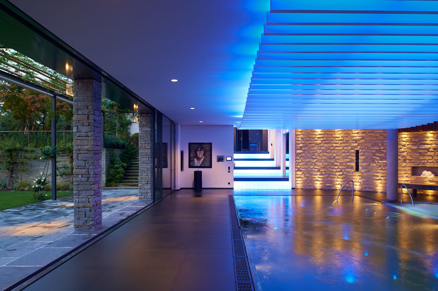 Private property tobias link lighting designer